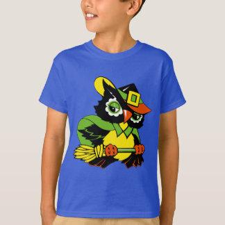 Funny Halloween Owl Kids' T-Shirts