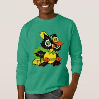 Funny Halloween Owl T-Shirt