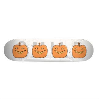 Funny Halloween Pumpkin Cartoon Skate Board Decks