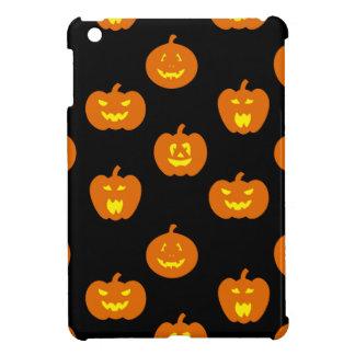 Funny Halloween Pumpkin Pattern Cover For The iPad Mini