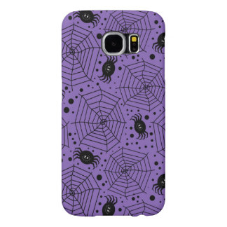 Funny Halloween Spiders Samsung Galaxy S6 Case