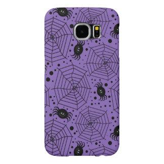 Funny Halloween Spiders Samsung Galaxy S6 Case