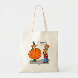 Funny Halloween totebag Tote Bags