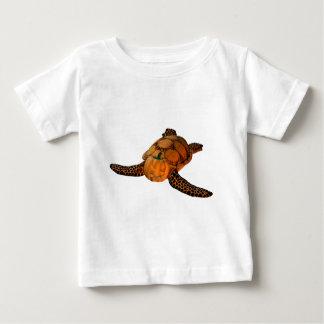 Funny Halloween Turtle Baby T-Shirt