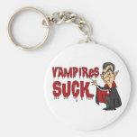 Funny Halloween Vampires Suck Keychains