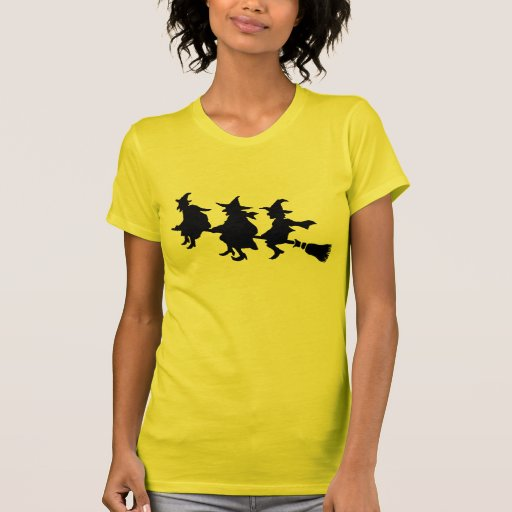 Funny Halloween Witches T-Shirt