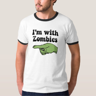 Funny Halloween Zombies T-Shirt