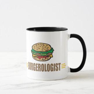 Funny Hamburger Mug
