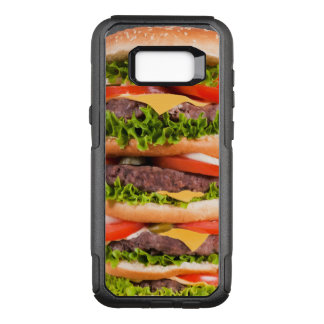 Funny Hamburger OtterBox Commuter Samsung Galaxy S8+ Case