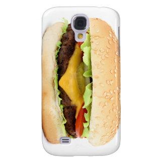 funny hamburger samsung s4 case