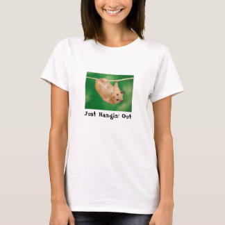 Funny_Hamster, Just Hangin' Out T-Shirt