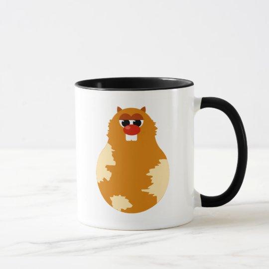 Funny Hamster Mug