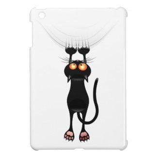 Funny Hang On Cat iPad Mini Case