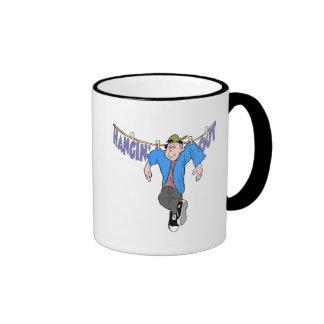 Funny Hanging Out T-shirts Gifts Mug