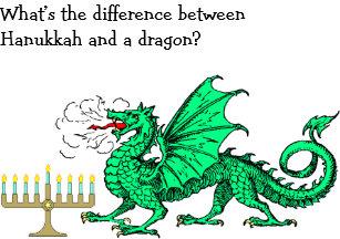 funny hanukkah card - Funny Hanukkah Cards