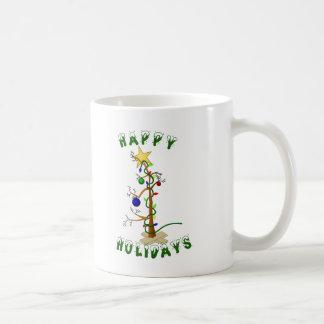 Funny Happy Holidays Mug