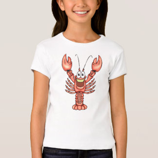 Funny Happy Lobster T-Shirt