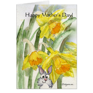 Funny Happy Mother's Day Card