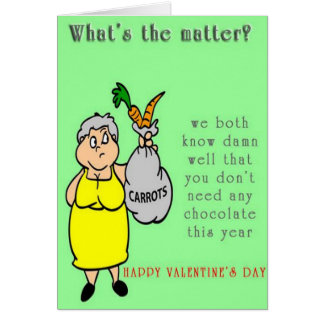 Funny Happy Valentine s Day Card