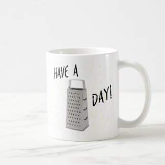 "funny ""Have a Grate Day!"" mug pun print || NPI"