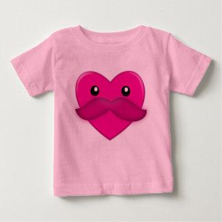 Funny Heart Baby T-Shirt