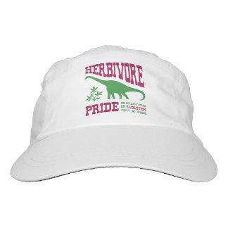 Funny Herbivore Pride Vegetarian Dinosaur Hat