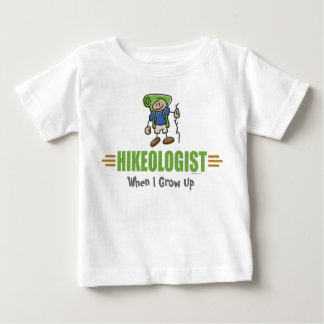 Funny Hiking Baby T-Shirt