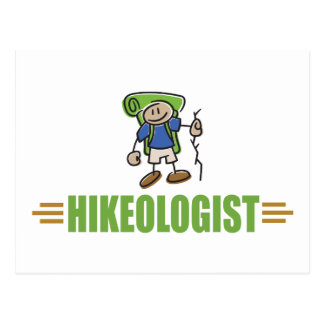 Funny Hiking Post Cards
