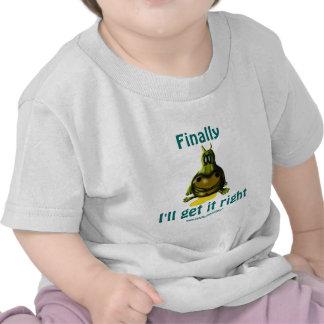 Funny hippo potty training baby t-shirt