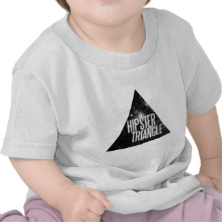 Funny Hipster Triangle Shirt
