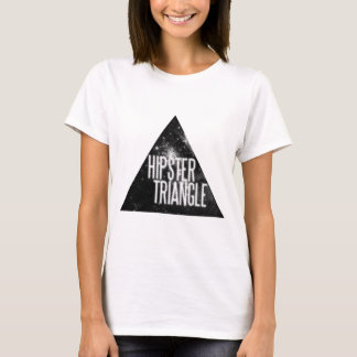 Funny Hipster Triangle T-Shirt
