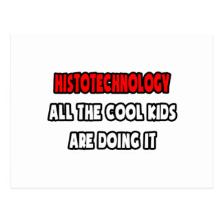 Funny Histotechnologist Shirts and Gifts Post Cards