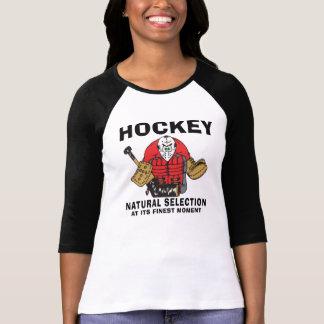 Funny Hockey Goalie Tee Shirt