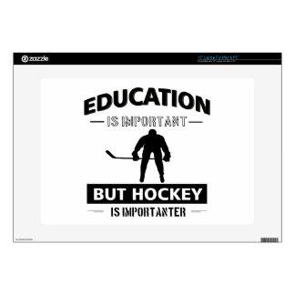 """Funny Hockey Skins For 15"""" Laptops"""