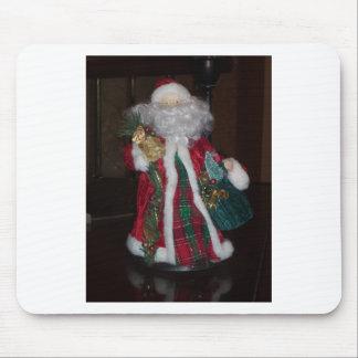 Funny HoHoHo Merry Christmas Mouse Pad