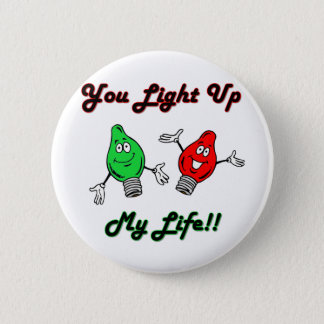 Funny Holiday Button