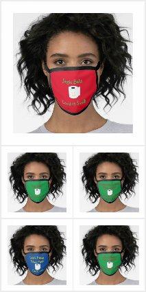 Funny Holiday Masks
