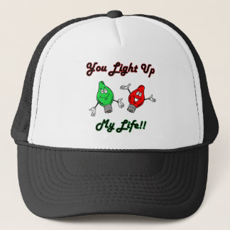 Funny Holiday Trucker Hat