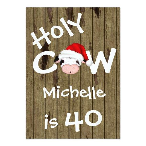 cow essay funny