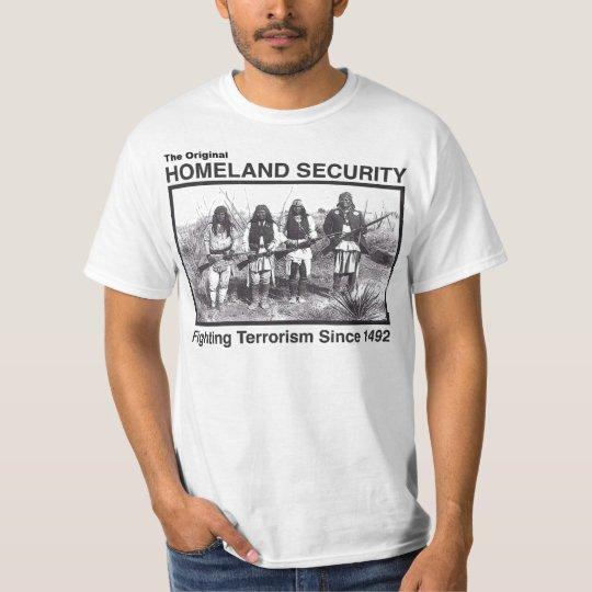 funny homeland security T-Shirt