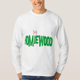 Funny Homiewood Mexican T-Shirt