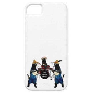 Funny Honey Badger Case For The iPhone 5