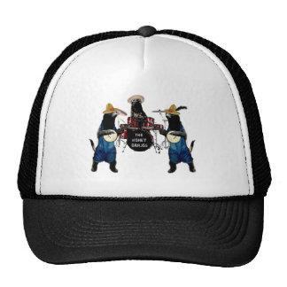 Funny Honey Badger Trucker Hat