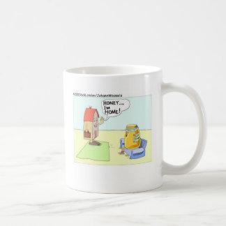 Funny Honey Cartoon Gifts Tees & Collectibles Coffee Mug
