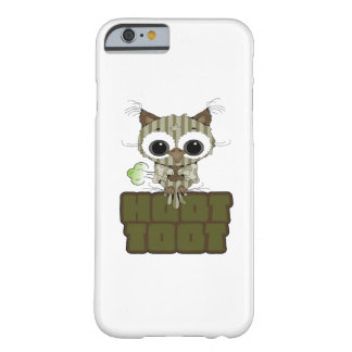 Funny Hoot Toot Cute Farting Owl iPhone 6 Case