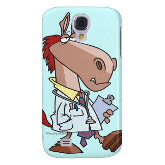 funny horse doc doctor cartoon samsung s4 case