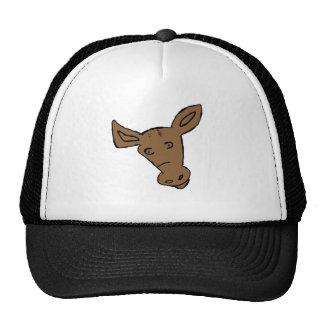 Funny Horse Head Trucker Hat