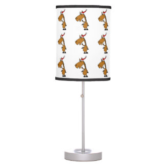 Christmas Funny Design Table & Pendant Lamps | Zazzle