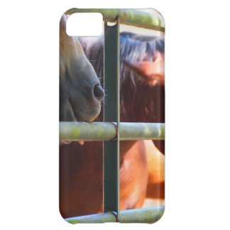 Funny Horse iPhone 5C Cover