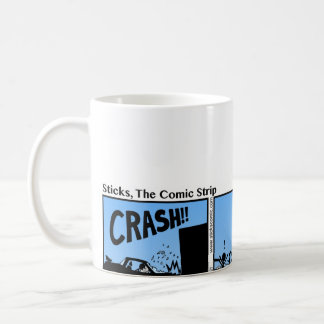Funny Horse Power Stickman Mug - 121